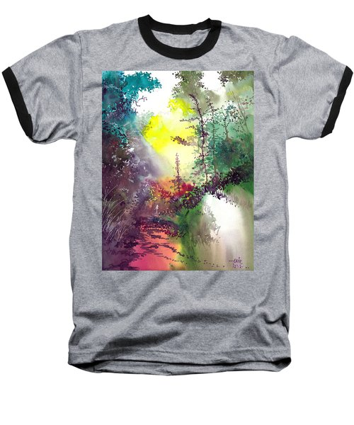 Back To Jungle Baseball T-Shirt