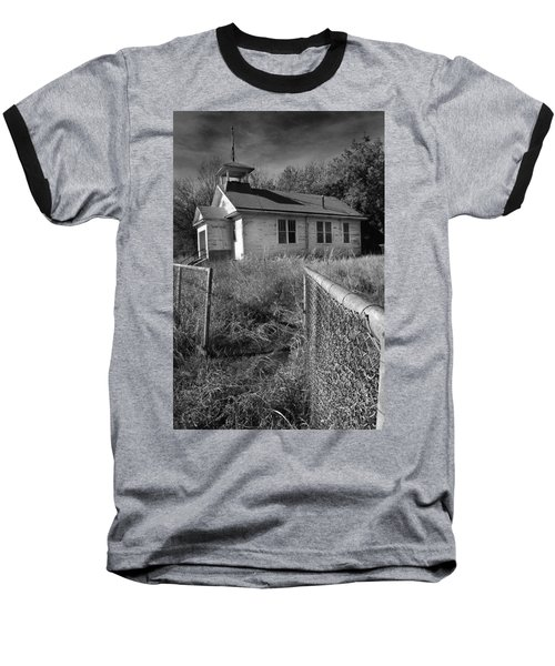 Baseball T-Shirt featuring the photograph Back To School by Brian Duram