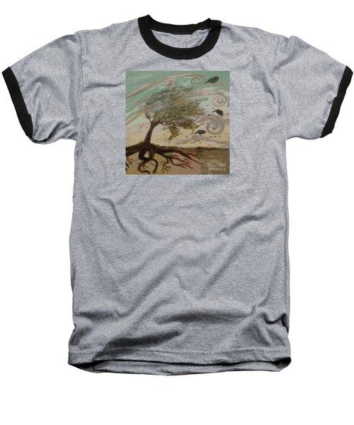 Back To Solace Baseball T-Shirt