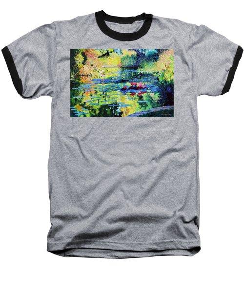 Back To The Garden Baseball T-Shirt
