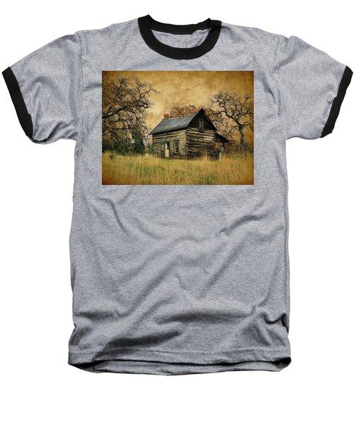 Backwoods Cabin Baseball T-Shirt