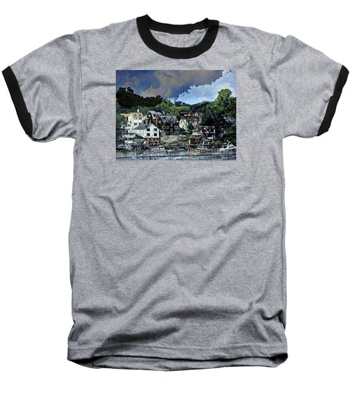 Badger Island Baseball T-Shirt