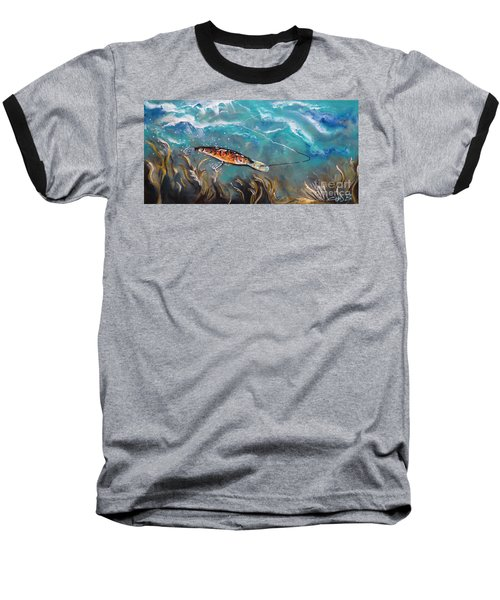 Bagley's Deep Dive Baseball T-Shirt