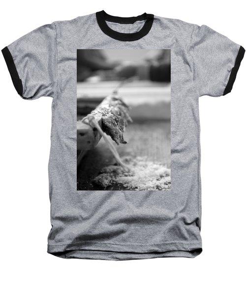Bait On Hooks  Baseball T-Shirt