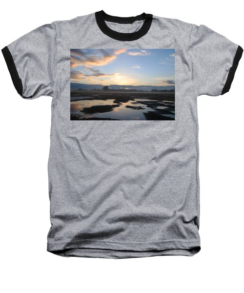 Bakersfield Sunrise Baseball T-Shirt