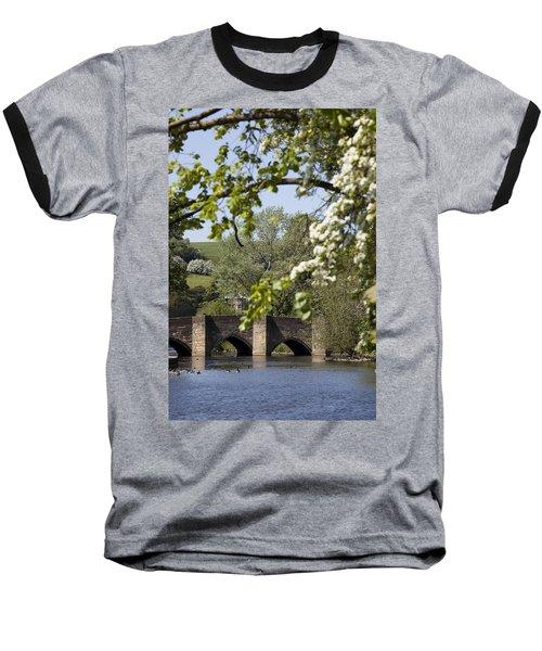 Bakewell Beauty Spot Baseball T-Shirt