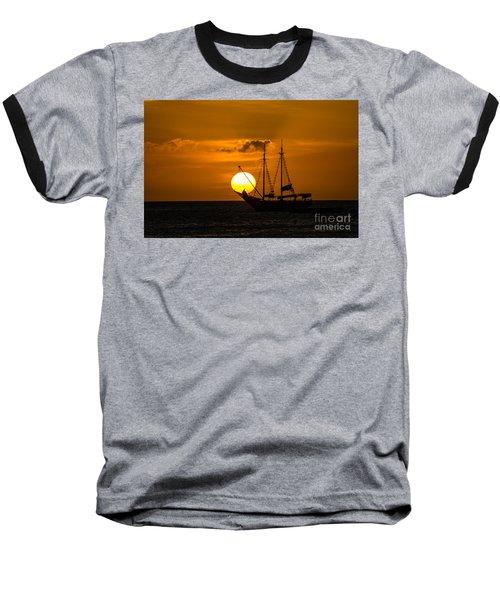 Balancing Act 2 Baseball T-Shirt