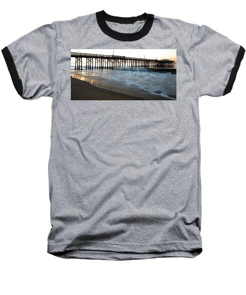 Balboa Pier  Baseball T-Shirt