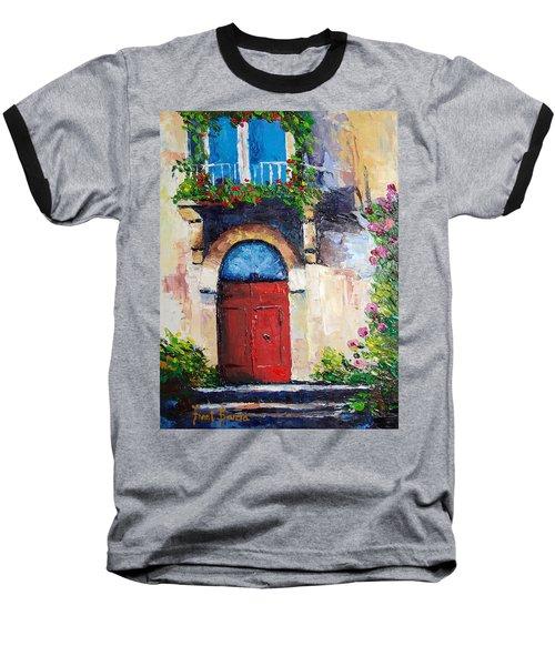Balcony Baseball T-Shirt