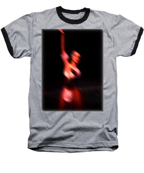 Ballet Blur 4 Baseball T-Shirt