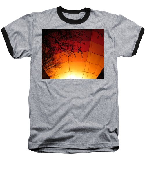 Balloon Glow Baseball T-Shirt