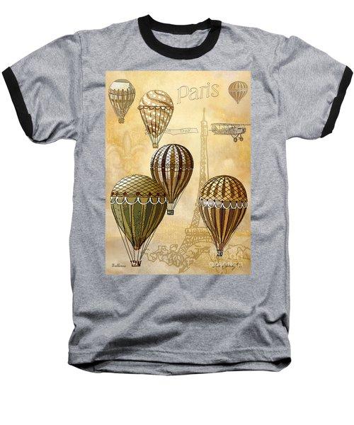 Balloons Baseball T-Shirt