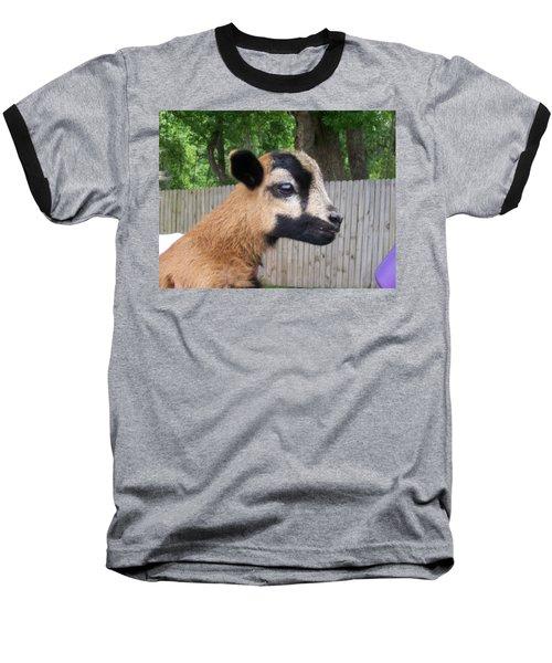 Baseball T-Shirt featuring the photograph Bambi by Belinda Lee