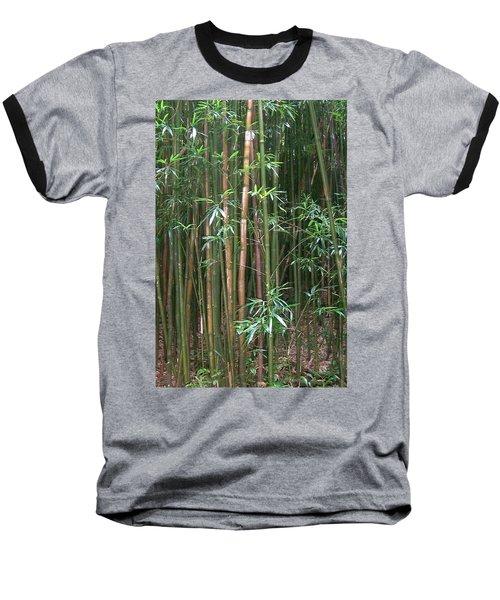 Bamboo Forest Baseball T-Shirt