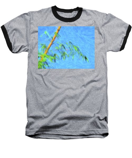 Bamboo Wind 1 Baseball T-Shirt