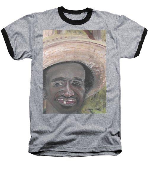 Banana Man Baseball T-Shirt
