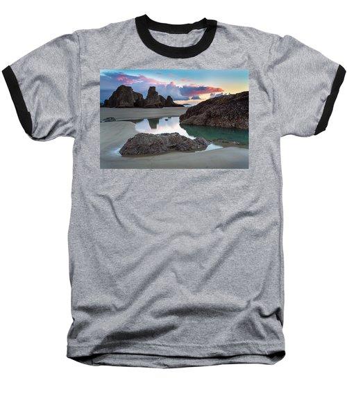 Bandon By The Sea Baseball T-Shirt