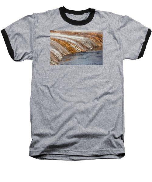 Bank Of Iron Spring Creek Baseball T-Shirt