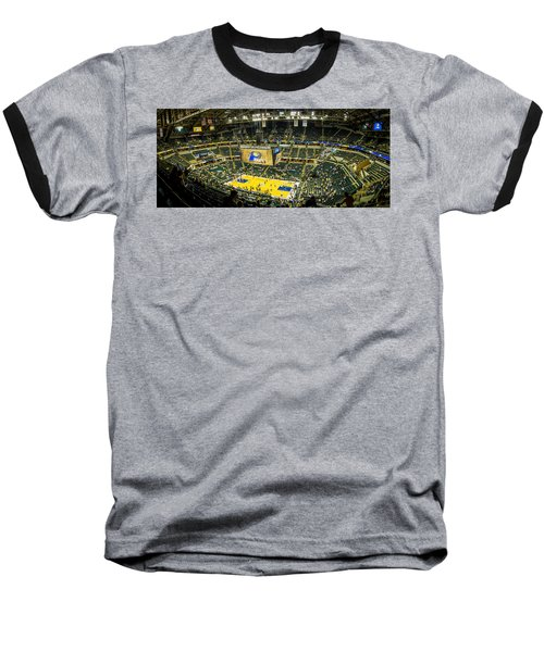 Bankers Life Fieldhouse - Home Of The Indiana Pacers Baseball T-Shirt
