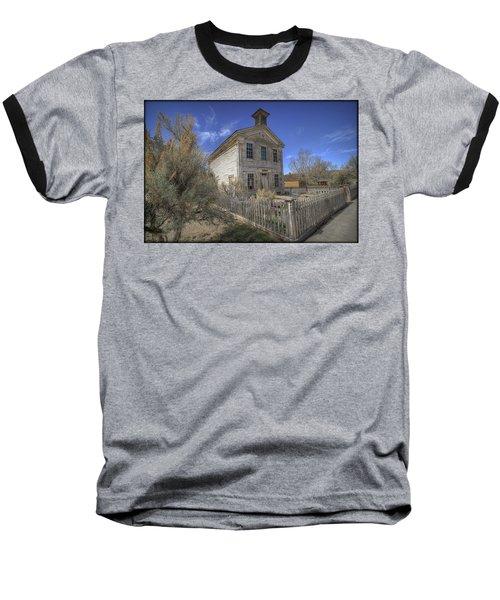 Bannack Lodge # 16 Baseball T-Shirt