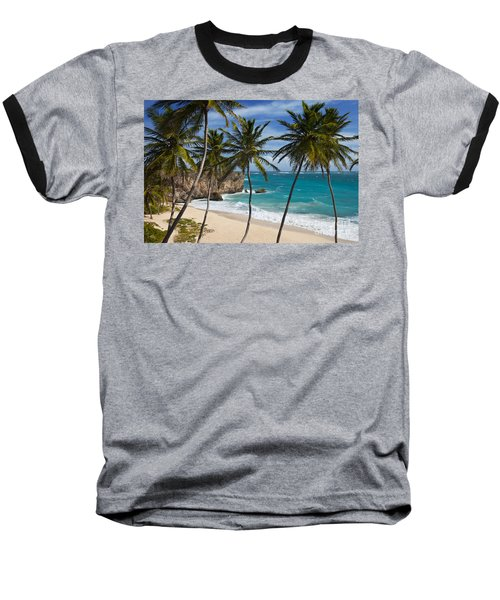 Barbados Beach Baseball T-Shirt