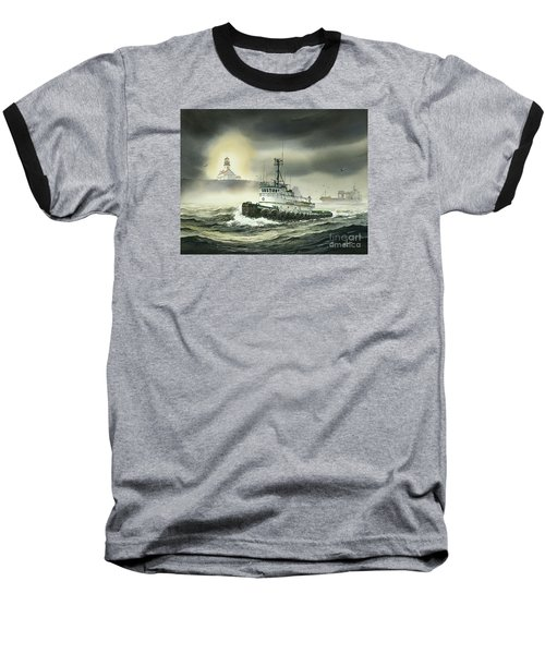 Barbara Foss Baseball T-Shirt by James Williamson