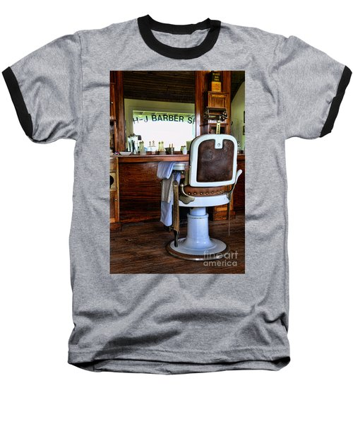 Barber - The Barber Shop Baseball T-Shirt