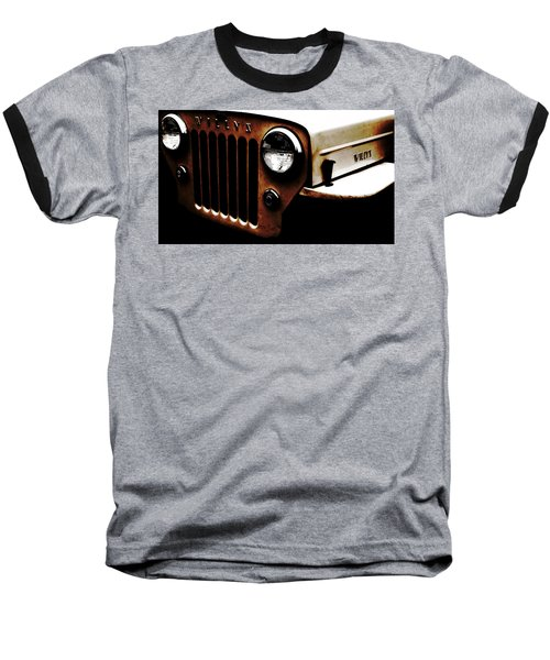 Bare Bones Rusty Baseball T-Shirt