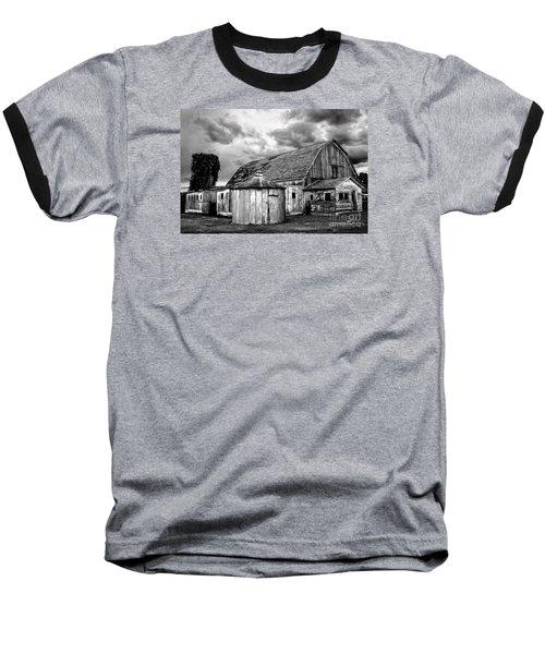 Barn 66 Baseball T-Shirt
