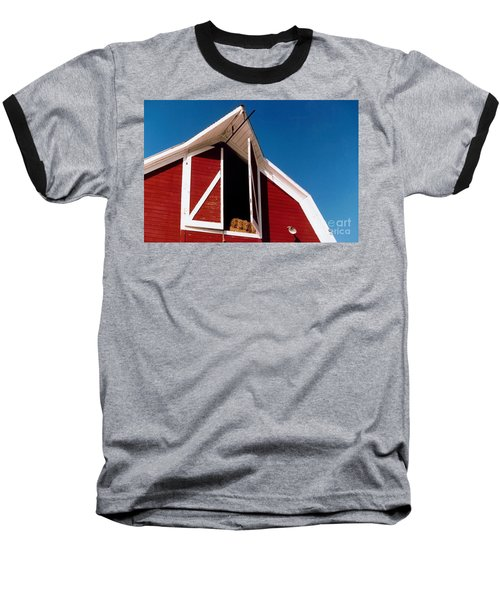 Barn Baseball T-Shirt