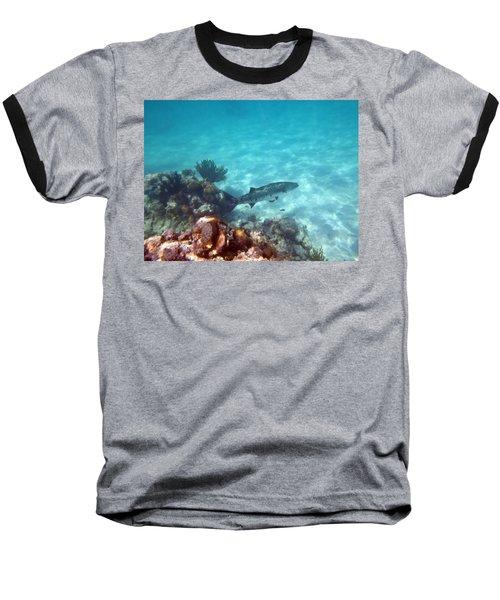 Baseball T-Shirt featuring the photograph Barracuda by Eti Reid