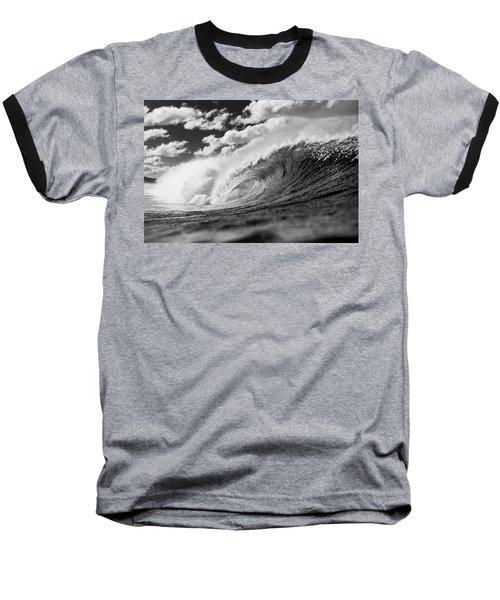 Barrel Clouds Baseball T-Shirt