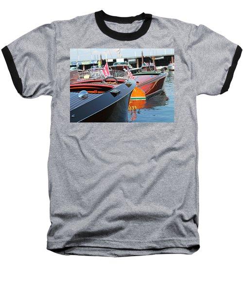 Barrelbacks At Tahoe Baseball T-Shirt