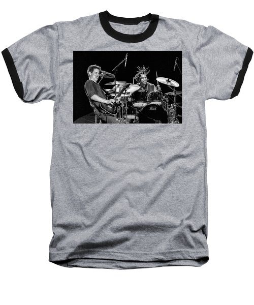 Barry Alexander Drumming For Johnny Lang Baseball T-Shirt