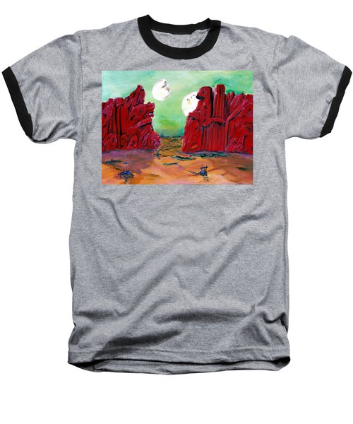 Barsoom Baseball T-Shirt