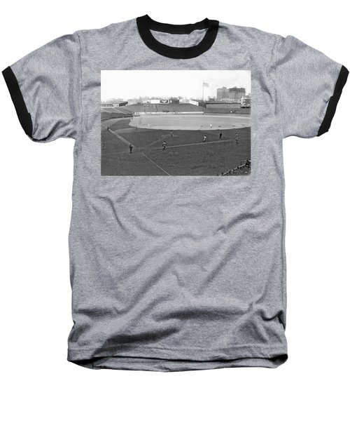 Baseball At Yankee Stadium Baseball T-Shirt