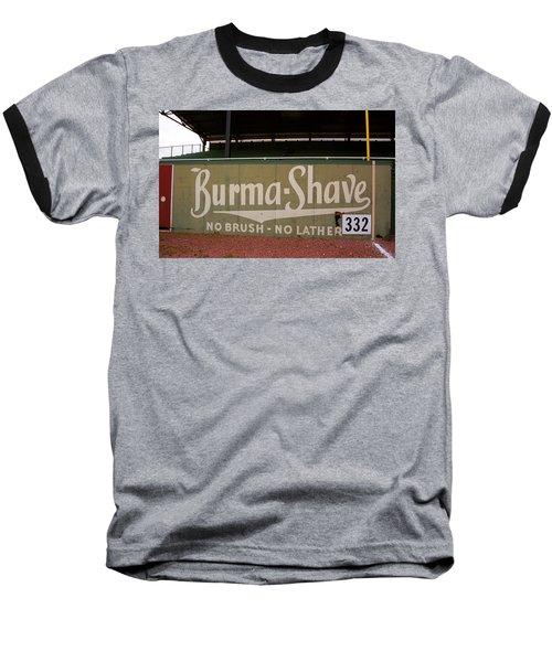 Baseball Field Burma Shave Sign Baseball T-Shirt