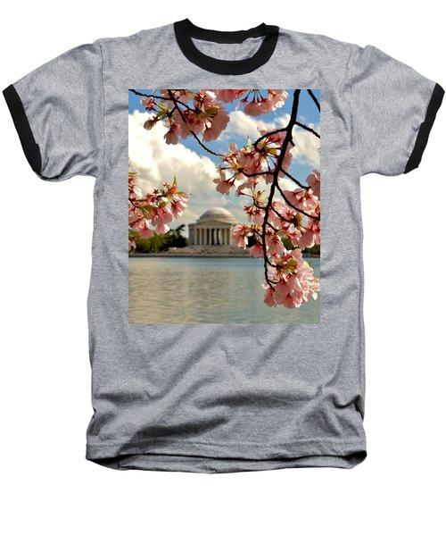 Basin Blossoms Baseball T-Shirt