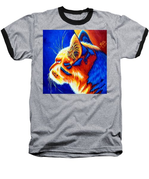 Basking Baseball T-Shirt