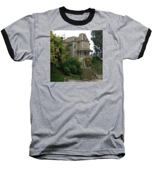 House Of Norman Bates Baseball T-Shirt