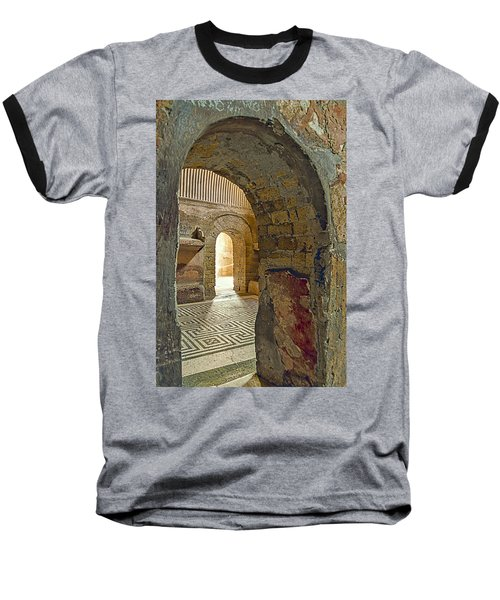 Bath House Baseball T-Shirt