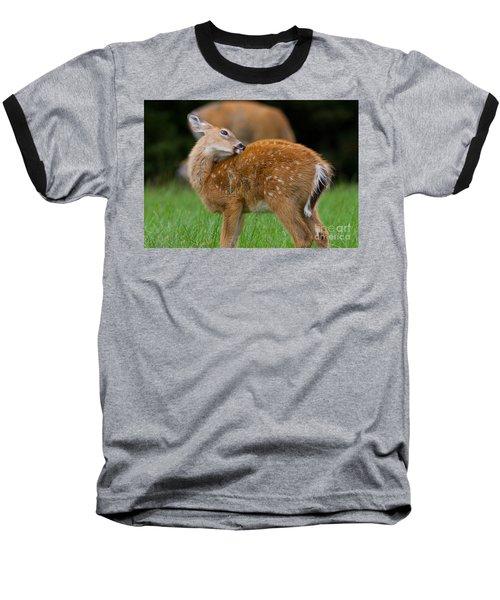Bath Time Baseball T-Shirt