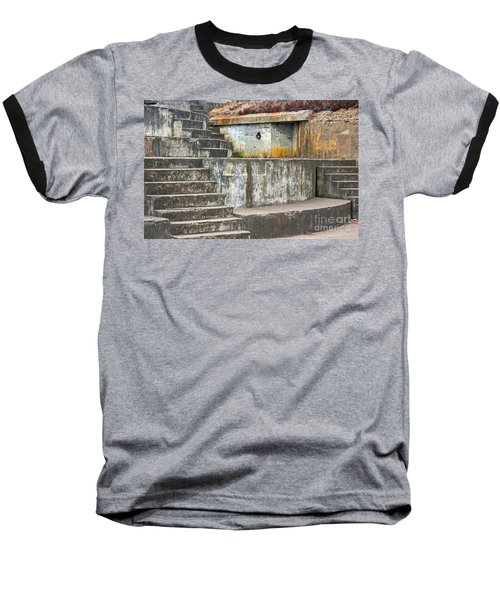 Baseball T-Shirt featuring the photograph Battery Chamberlin by Kate Brown