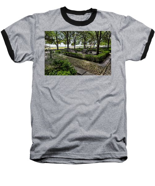 Battery Park Baseball T-Shirt