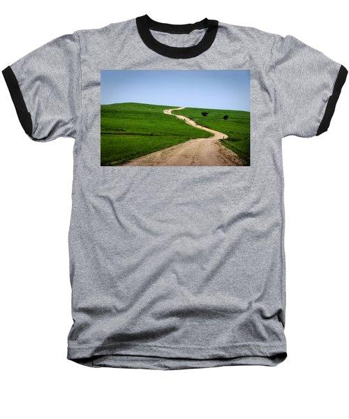 Battle Creek Road Teamwork Baseball T-Shirt