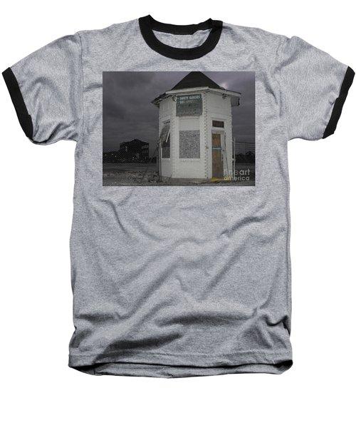 Bay City American Hoist Guard House Baseball T-Shirt
