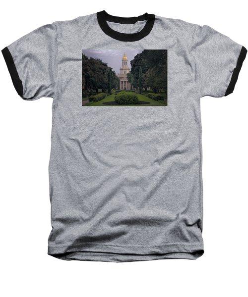 Baylor University Icon Baseball T-Shirt