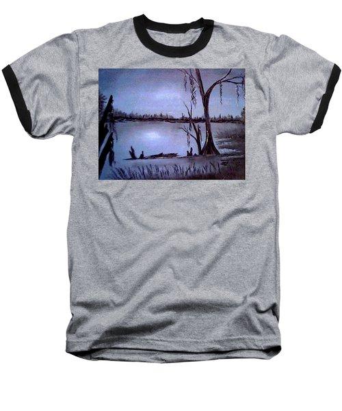 Bayou Dreams Baseball T-Shirt