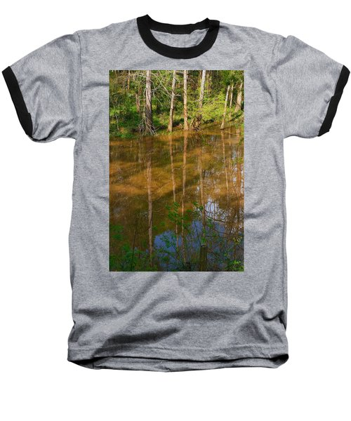 Bayou Reflections Baseball T-Shirt