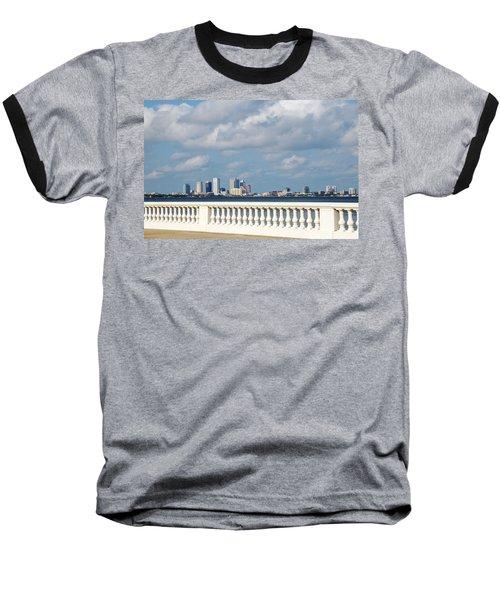 Bayshore Baseball T-Shirt by Aimee L Maher Photography and Art Visit ALMGallerydotcom